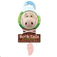 BOOK TAILS PIG