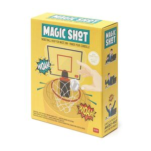 MAGIC SHOT - BASKETBALL HOOP FOR WASTE BIN WITH SOUND EFFECT