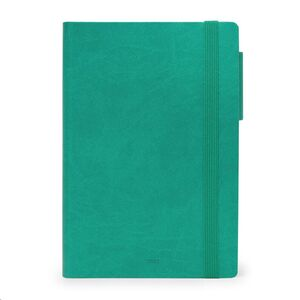 MAXI WEEKLY DIARY 12 MONTH 2022 TURQUOISE