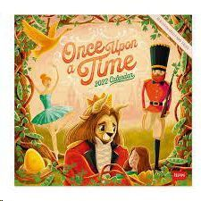 CALENDAR 2022 ONCE UPON A TIME