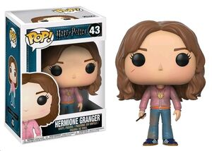 FIGURA POP! VINYL HARRY POTTER HERMIONE WITH TIME TURNER