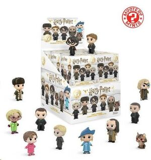 MISTERY MINIS HARRY POTTER