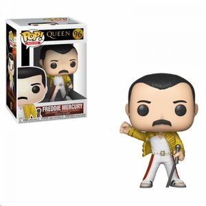 FIGURA POP QUEEN FREDDIE MERCURY WEMBLEY 1986