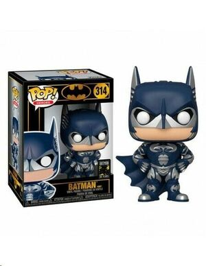 BATMAN 80TH POP! HEROES VINYL FIGURA BATMAN (1997) 9 CM