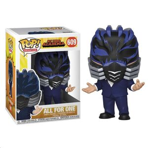 FUNKO POP! MY HERO ACADEMIA ALL FOR ONE SERIE 3