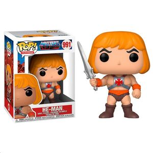 FUNKO POP MASTER OF THE UNIVERSE HE-MAN