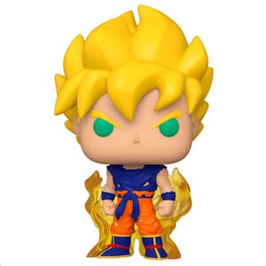 FIGURA POP DRAGON BALL Z S8 SUPER SAIYAN GOKU FIRST APPEARANCE