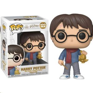 FIGURA POP HARRY POTTER HOLIDAY HARRY POTTER