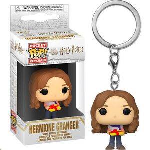 LLAVERO POCKET HARRY POTTER HOLIDAY HERMIONE