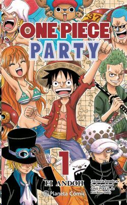 ONE PIECE PARTY Nº1