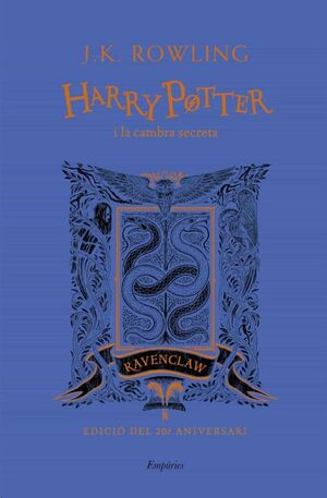 HARRY POTTER I LA CAMBRA SECRETA (RAVENCLAW)
