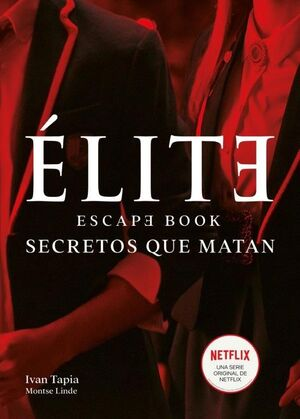 ELITE. ESCAPE BOOK