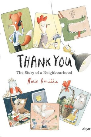 THANK YOU, STORY OF A NEIGHBOURHOOD