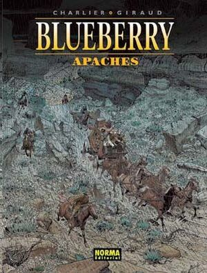 BLUEBERRY APACHES
